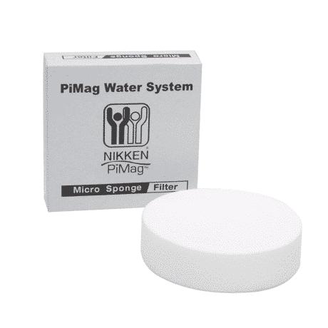 PiMag repuestos filtro de microesponja Pi Water / PiMag Water System Bienestar con Nikken en México